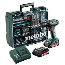 Metabo 18 V Akku-Schlagbohrschrauber SB 18 Set inkl.2x2.0 Ah Akkus