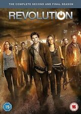 Revolution Complete Series 2 DVD All Episode Second Season Original UK NEW