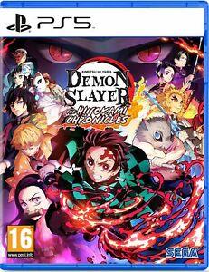 Demon Slayer -The Hinokami Chronicles Launch Edition (PS5) Brand New & Sealed