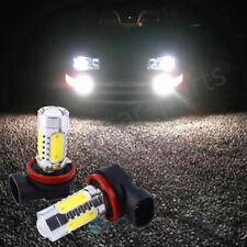2Pcs HB4 9006 7.5W COB LED Car Headlight Fog Light Lamp Bulb Sup For Jaguar Jeep
