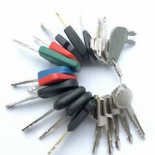 23 keys Construction Ignition / Heavy Equipment Key Set CAT volvo Deere Daewoo