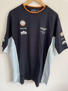 Aston Martin Racing Replica Team T-Shirt Size XL BN Sealed