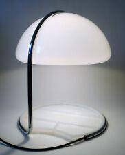 60s I Guzzini Leuchte Conchiglia Luigi Massoni lamp desk light Lampe annees 60