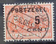 Nederland (B421) - langebalk Rotterdam 17 op NVPH P35 - vrij schaars