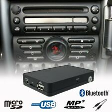 Car Kit Bluetooth Handsfree MP3 CD Changer Adapter For Mini Cooper R50 R52 R53