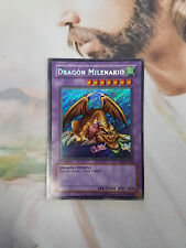 Yugioh PMT-5143 Thousand Dragon (ITALIAN DRAGON MILENARIO) SECRET RARE NEAR MINT