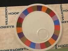 Villeroy&Boch Santiago Speiseteller Fondueteller feuerfest Porcelain a feu 24 cm