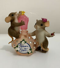 Charming Tails - Mom, You're Heaven Scent - 89/287 Perfume Fitz & Floyd