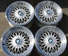 Set of 4 BBS BMW RC090 Style 5 Rims 17x8 E28 E34 535 M5 E24 635 M6 M3 E39 OEM