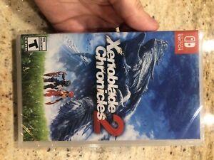 Xenoblade Chronicles 2 - NSW - Nintendo Switch - Brand New - Sealed