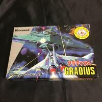 Famicom Gradius Family Computer KONAMI VIntage Rare Popularity Old Game