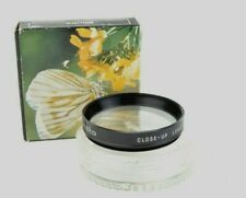 Minolta 55mm Close-Up Lens #1 with Case & Box Japan #MAP