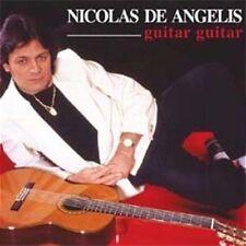NICOLAS DE ANGELIS Guitar Guitar CD NEW