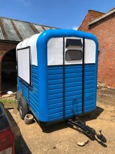 Horsebox Conversion   Mobile Bar Catering Trailer   Newly Converted