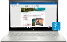 """HP Envy Touch-Screen Laptop 17m-ae111dx 17 17.3"""" i7-8550u 16GB 1TB 2GB GeF MX150"""