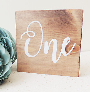 wedding table numbers, rustic wedding decor, wooden decor, seating plan, wood