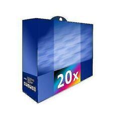 20x Europcart Ink for Epson Stylus SX-205 SX-218 DX-5050 SX-115 S-20 SX-215