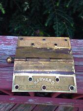 """P&F Corbin 5 1/2"""" Harvard Brass / Bronze Heavy Duty Hinges"""