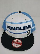 Pittsburgh Penguins New Era Vintage Snapback Flat Bill Stanley Cup Hat Cap NHL