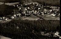 Königsfeld im Schwarzwald alte Postkarte ~1950/60 Gesamtansicht Panorama Wald