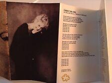 MARJO Tape Cassette TANT QU'IL Y AURA DES ENFANTS 1990 kebec Disc KD4 669 TC