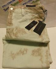 NYDJ Alisha Tie-Dye Skinny Ankle Jeans 48610DTS3 Size 10 NEW!