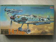 Hasegawa -1/48-BF 109E-4/7 TROPICAL