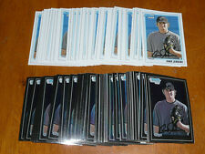 Lot (90) CHAD JENKINS 2010 Bowman +Chrome Rookie Cards 54 Chrome! Blue Jays RC