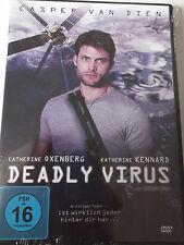 Deadly Virus - Casper van Dien - Jagd nach dem DNA Code - Ende der Menschheit