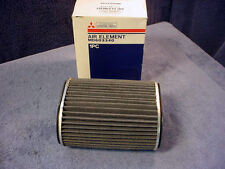 FILTER Air Cleaner Genuine MITSUBISHI MD603340 Dodge Chrysler 1982-89 2.6L  B2
