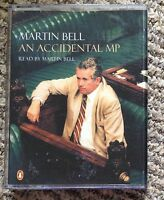 AUDIO BOOK: Martin Bell AN ACCIDENTAL MP read by the author on 2 x cass