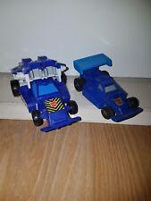 G1 Transformers jaguar & a sparkabot lot