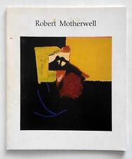 Robert Motherwell Knoedler gallery 1989 New York