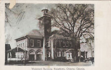RIDGETOWN , Ontario, Canada, 1900-10s ; Municipal Building