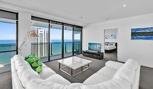 GOLD COAST ACCOMMODATION Circle Cavill Luxury Sub Penthouses 5 Nts $1550 + WiFI