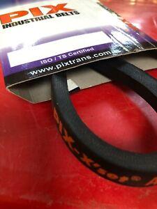 V belt A20 - A80 A Section Vee belt  PIX Quality All sizes A20 - A80