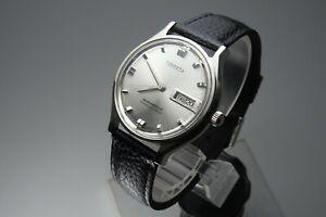 OH, Vintage 1966 JAPAN SEIKO SEIKOMATIC-R 8346-8000 27Jewels Automatic.