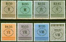 More details for trinidad & tobago 1990 revenue national insurance stamps fine mnh
