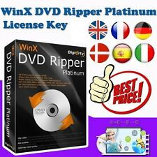 Winx DVD Ripper Platinum 8.5.1 ✅ Product Key License ✅ same day delivery !