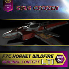 Star Citizen - Hornet Wildfire LTI **ORIGINAL CONCEPT**
