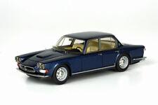 Maserati 4000 Quattroporte 1965 Blue Met BBR 1:43 BBR160B