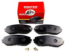 Mintex Pastiglie Freno Anteriore SUZUKI GRAND VITARA II MDB2774 (immagine reale di parte)