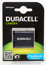 Duracell DRPBCM13 Panasonic DMW-BCM13 Rechargeable Battery New UK Stock