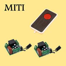 Long Range Wireless Switch 220v RF Remote Switch Digital Remote Control Receiver