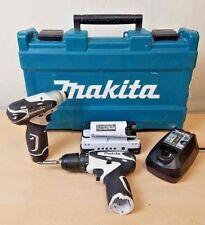 Makita DK1492W (DF330D + TD090D + ML101W) Drill Driver Radio Set - AH 53444