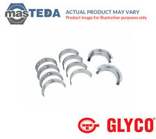 MAIN SHELL BEARINGS SET GLYCO H975/5 025MM I 0.25MM FOR IRMSCHER COUPE 1.6 16V