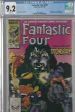 FANTASTIC FOUR # 259 CGC 9.2 THIS WEEKEND