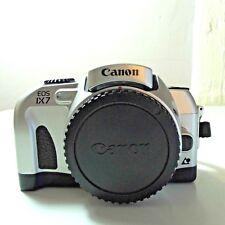 Canon EOS IX7 Auto Focus APS Film SLR Camera Body for EF Lenses with Strap