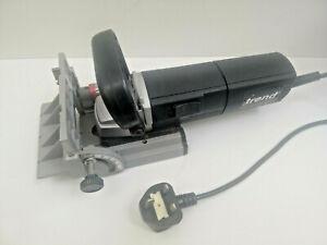 TREND T20 230V ELECTRIC BISCUIT JOINTER WOODWORK CARPENTRY SHED WORKSHOP