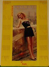 Blondie-Autoamerican Promo Calendar